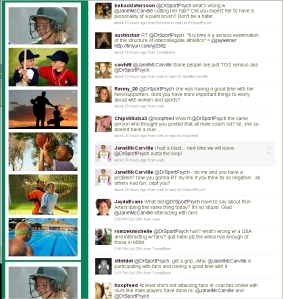mccarville tweet responses