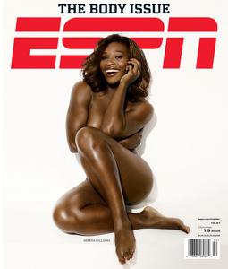 Serena ESPN mag_Oct 2009