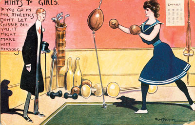 Sexism in sport and gender inequality