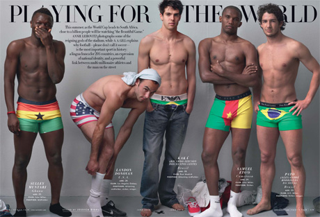 Sexualization of boys in media